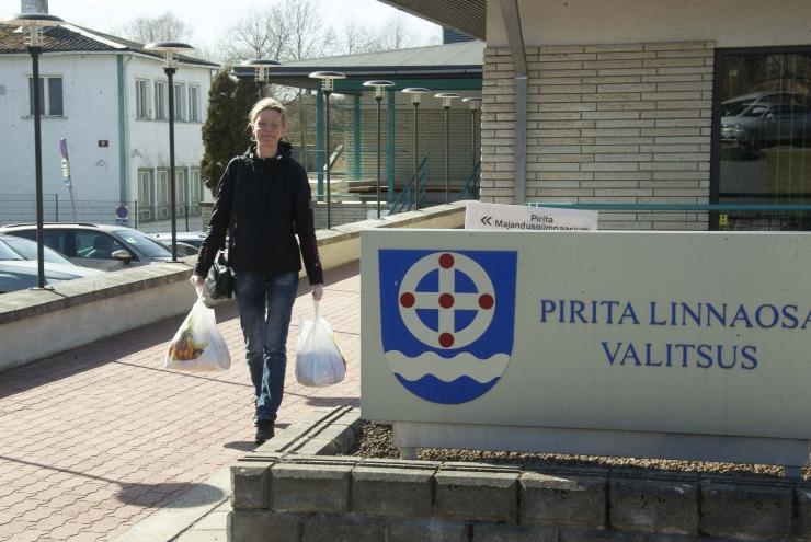 Pirita sai juurde Pruuali tee