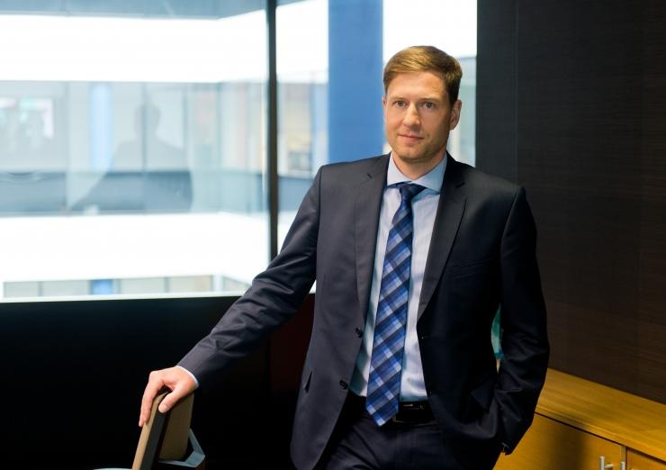 KredExi juhatuse esimees Lehar Kütt lahkub ametist