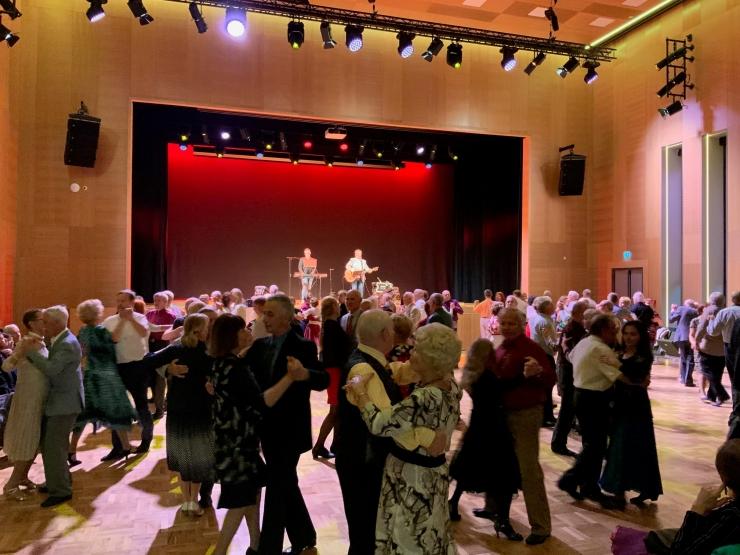 Kultuurikeskuses Kaja saab jälle tantsida