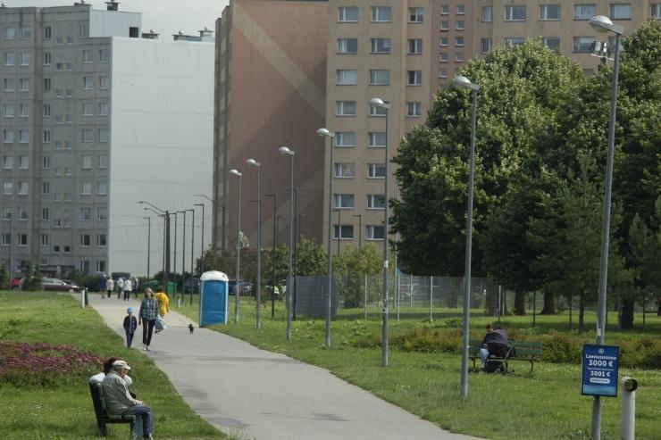 Lasnamäel avatakse Mustakivi bussipeatus