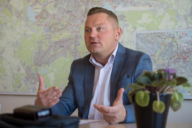 Boroditš: Tallinna ühistransport näitab keskkonnasõbralikkuses eeskuju