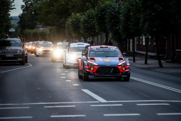 Kõik Rally Estonia võistlejad läbivad SYNLAB-is koroonatesti