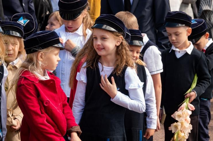 VIDEO JA FOTOD! Kadrioru Saksa Gümnaasium tähistab 60. juubelit