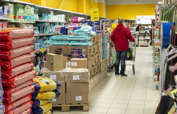 Coop Panga juht Rink: riik aitab kriisi ajal ettevõtetel ellu jääda