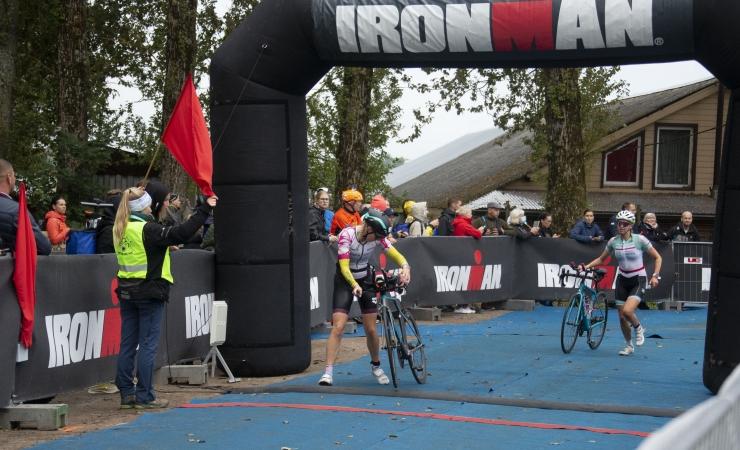 VIDEO! Triatlonivõistlus Ironman tõi emotsioone ja eneseületus