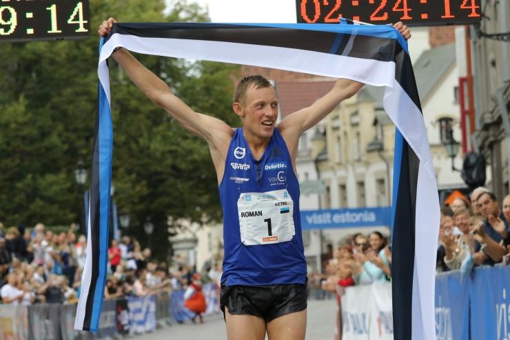 VAATA OTSE KELL 10! Tallinna maratoni tutvustav pressikonverents
