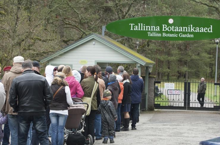 Tallinna Botaanikaaed kutsub sügisandide teemapäevale