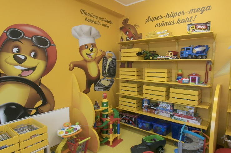 VIDEO! Tallinna Lastehaigla keelab haigete külastamise