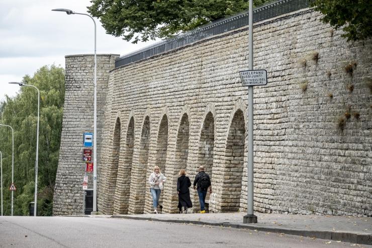 Muinsuskaitsjad: Tallinna bastionivöönd peaks olema ligi- ja läbipääsetav
