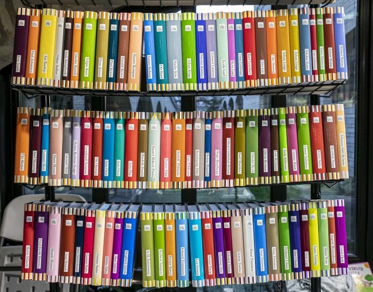 Keskraamatukogust saab raamatuid tellida DPD pakiautomaatidesse