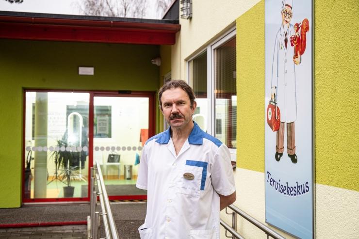 ABIST ILMA: arst kolib linna teise otsa ja  haige vaadaku ise, kuidas kohale jõuab