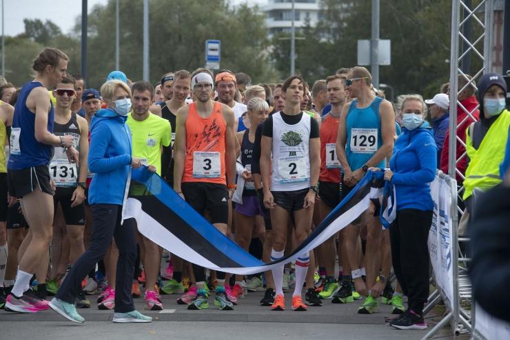 VIDEO! Tallinna Maratoni joostakse sel aastal virtuaalselt