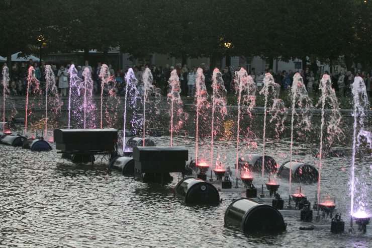 VIDEO: Tallinn jätab koroonaviiruse leviku ennetamiseks ära valgusfestivali