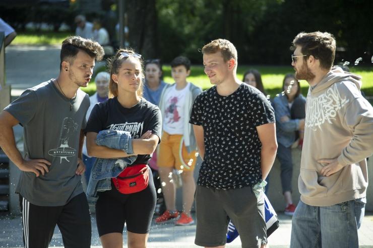 Oktoobris toimub Tallinnas Vene kultuuri linnafestival 9Ѣ FEST