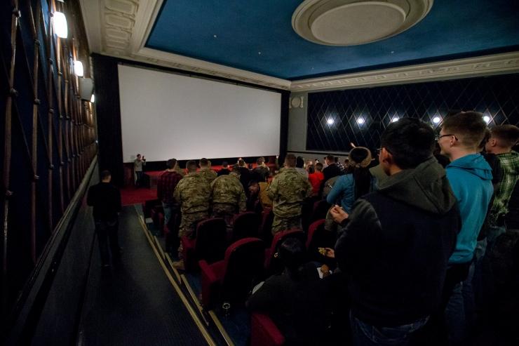 BFM-ist võrsunud lavastaja German Golubi lõputöö võitis tudengi-Oscari
