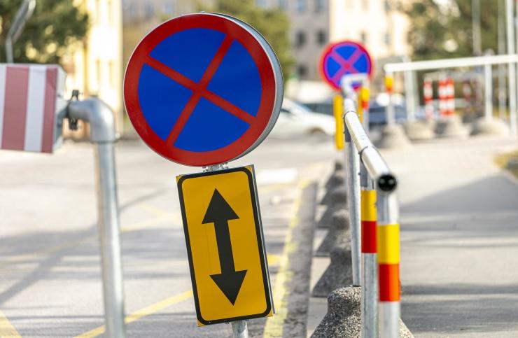 Veeavarii tõttu läheb Tallinnas Kadaka teel liiklus ajutiselt kinni