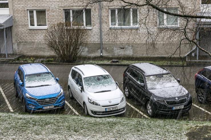 VIDEO! Tallinnas kehtestati uued parkimiskohtade arvu normid