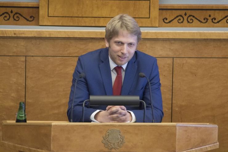 Jaanus Karilaid: tahame suurendada rahva osalust presidendivalimistel