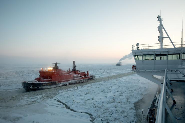 USA teadlased: Arktika suvise merejää tase on aegade madalaima lähedal