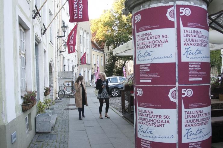 VIDEO! Tallinna Linnateater avaldas uut hooaega tutvustava videoülevaate