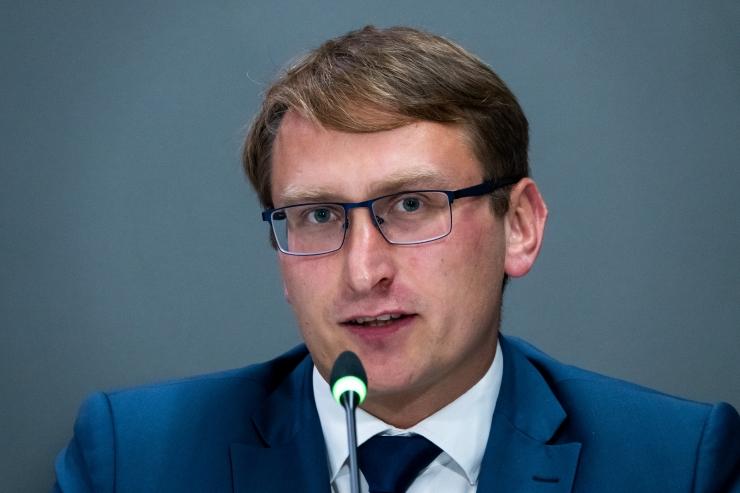 VIDEO: Tallinna Sotsiaal- ja Tervishoiuameti juhiks saab Raimo Saadi