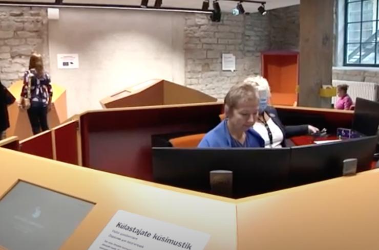 VIDEO: Töötukassa karjäärikeskus aitab ametit valida