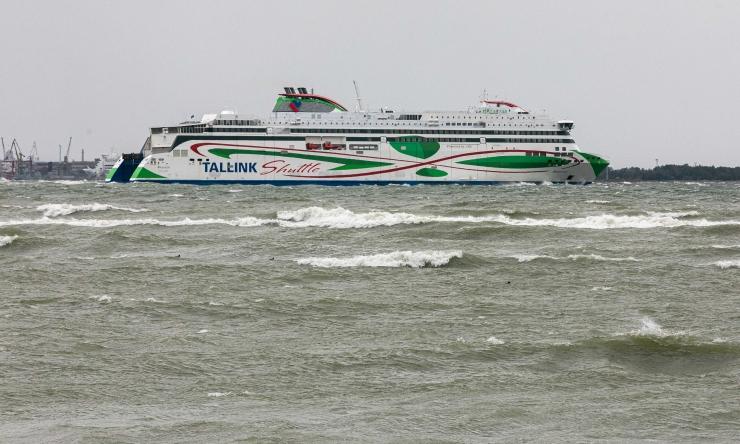 Tallink peatab Helsingi-Riia liini opereerimise kuni oktoobri lõpuni