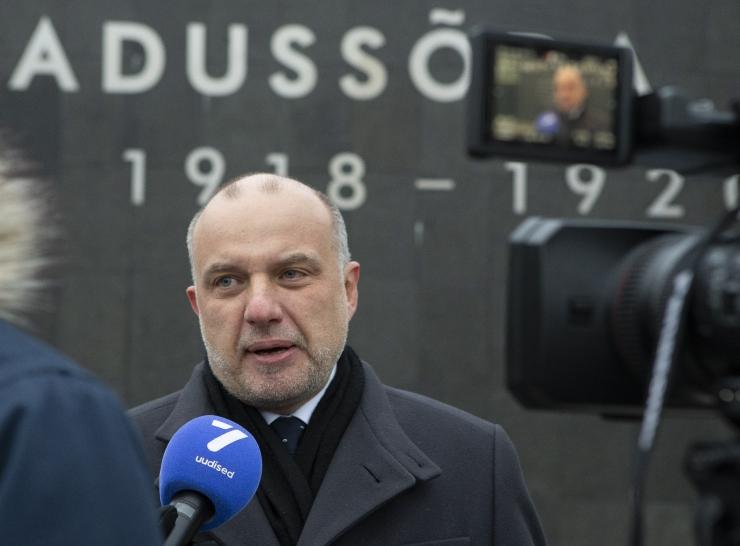 Kaitseminister arutas liitlastega olukorda Malis ja Valgevenes