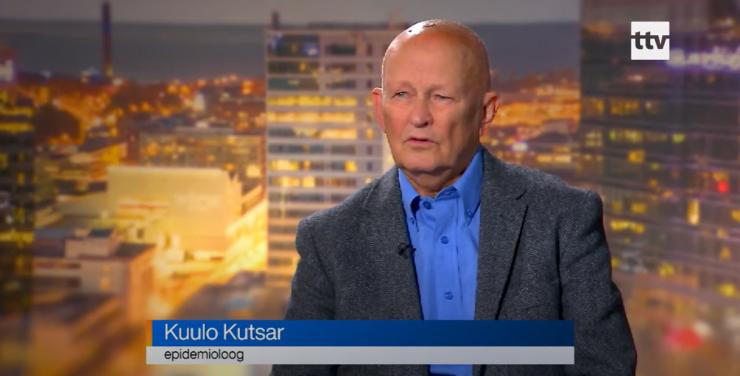 VIDEO! Epidemioloog Kuulo Kutsar: mida rangemad on meetmed, seda kiiremini suudame epideemiale piiri panna
