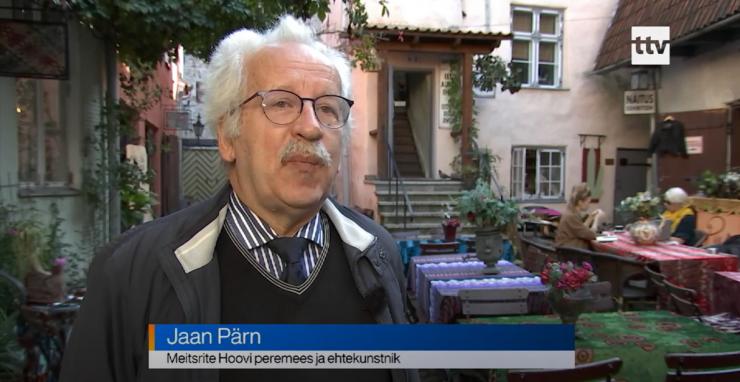 VIDEO! Linn toetab vanalinna ettevõtjaid koroonakriisis