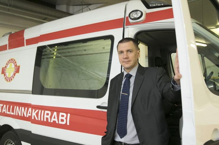 Tallinna Kiirabi väljakutsete arv on kasvanud