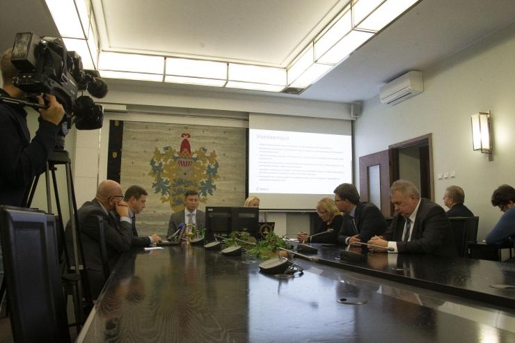 Tallinna linnasekretäriks on tõusmas Priit Lello