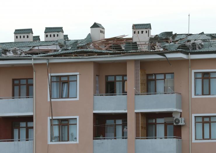 Parlamendirühm kutsub Mägi-Karabahhi konflikti osalisi vaherahule
