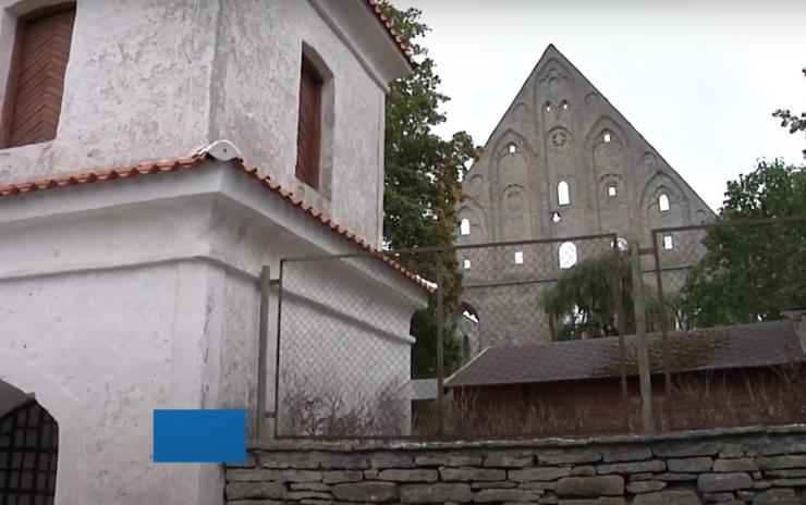 VIDEO: Pirita kloostri varemetepargi korrastamiseks kulub 35685 eurot