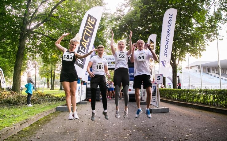 Spordinädal pani liikuma ligi 200 000 eestimaalast