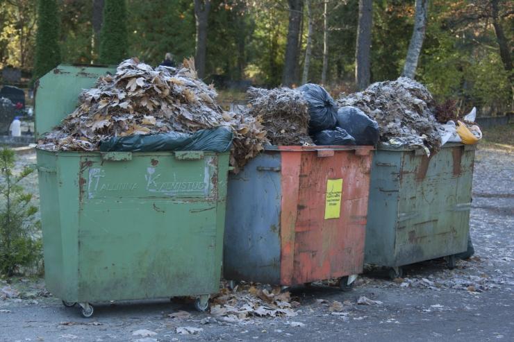 Tänasest saab Lasnamäel ja Põhja-Tallinnas sõlmida jäätmekäitluslepinguid