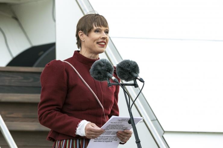 Eesti esitas Kersti Kaljulaidi OECD järgmise peasekretäri kandidaadiks