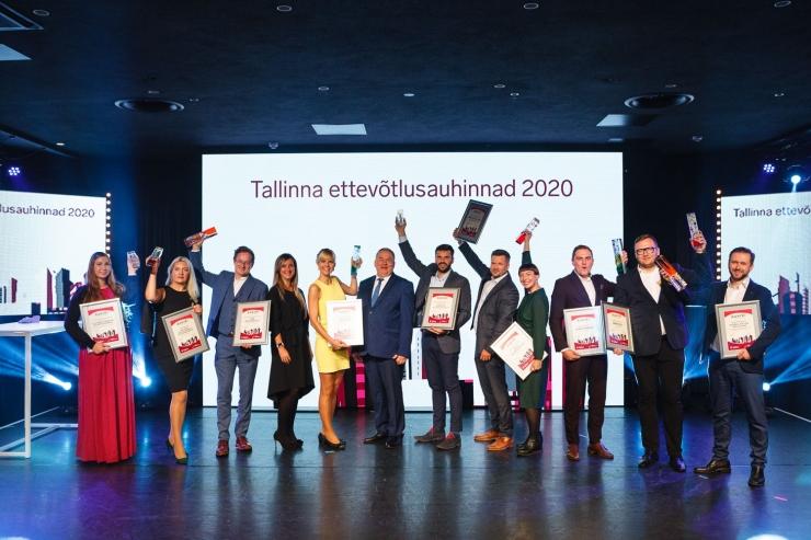 VIDEO: Selgusid Tallinna selle aasta parimad ettevõtlusteod