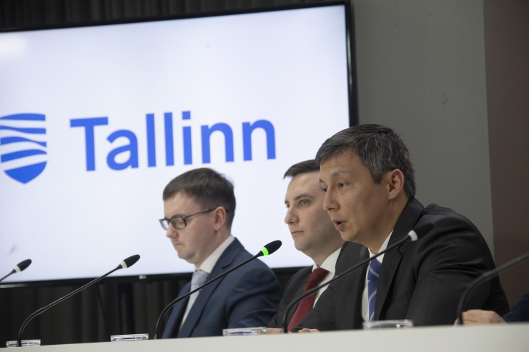 VAATA OTSE KELL 12! Tallinna linnavalitsuse pressikonverents annab teada, kuhu plaanib linn anda raha lisaeelarvega ja milline on olukord viirustõrjel
