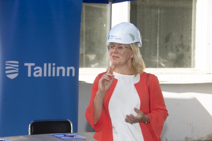 VIDEO! Tallinna Muusikakool saab uue näo ja kaasaegse õpikeskkonna