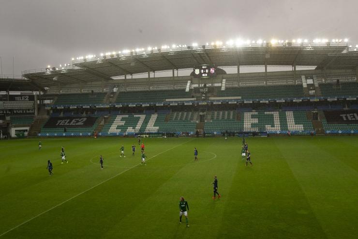 Eesti-Armeenia jalgpallimängul tuleb tagada täielik ohutus