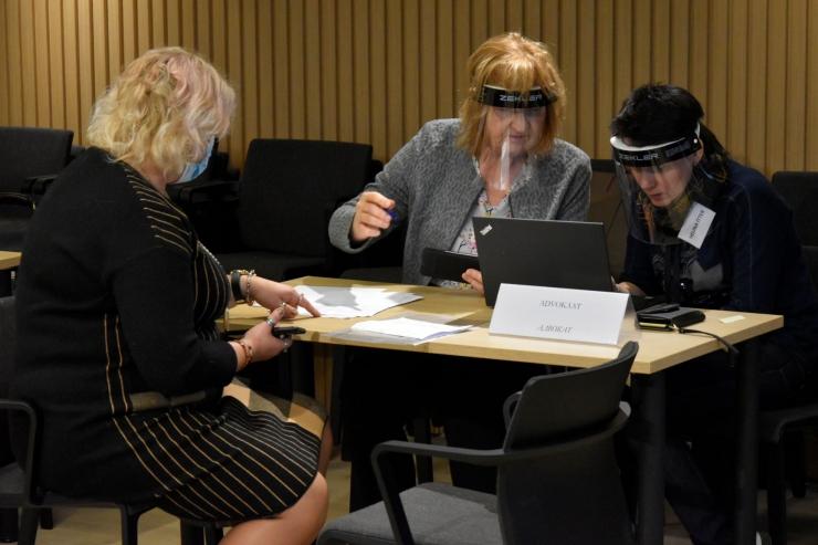 Riibe: õigusabi vajavad üha nooremad inimesed
