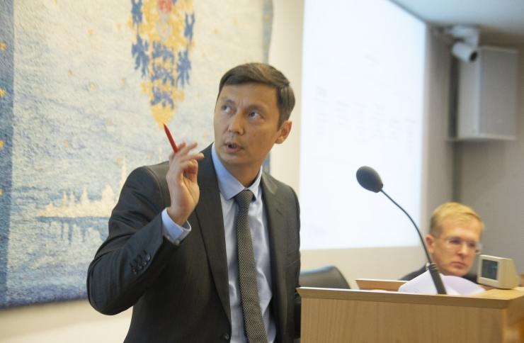 Kõlvart: Tallinna finantsseis on hoolimata raskustest jätkuvalt stabiilne