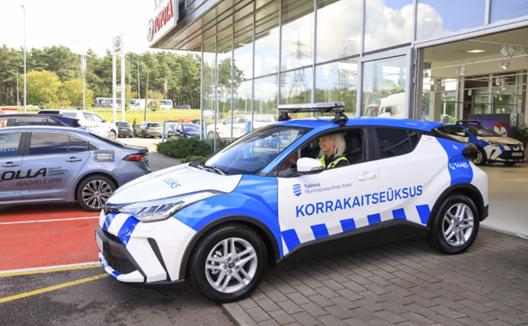 VIDEO! Tallinna Munitsipaalpolitsei Ameti loomisest möödub täna 17 aastat