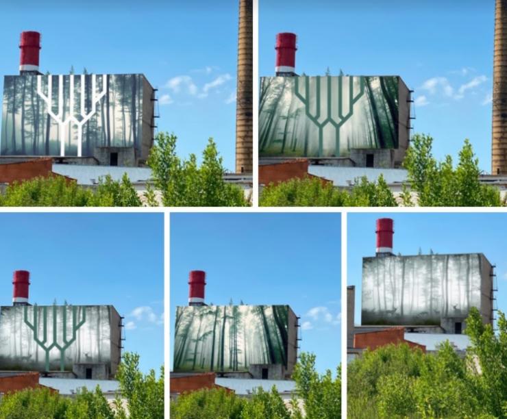 Aita valida: milline kujundus sobiks enim Fahle Pargi seina kaunistama?