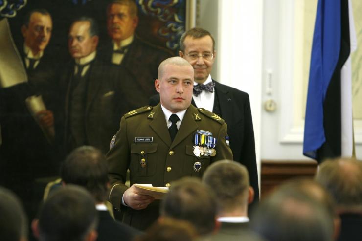 Kaitseväelane pandi riigisaladuse avaldamise eest vangi