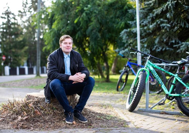 REIMO: plaanin mööda Eestit ringi reisida