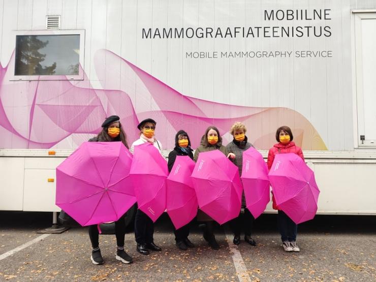 VIDEO! Naised on rinnavähi teadlikkuse kuul oodatud tasuta uuringule