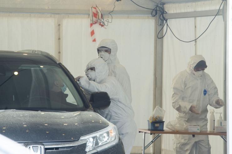 Riik panustab koroonaviiruse analüüsidesse kuni 100 miljonit eurot