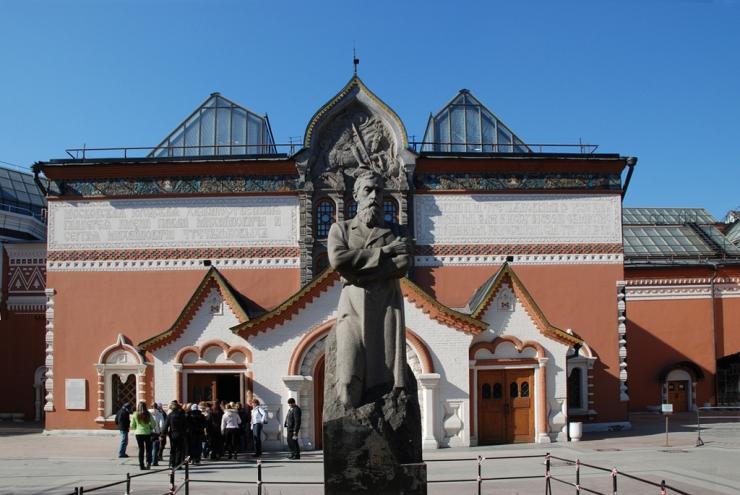 Moskvas Tretjakovi galeriis linastus dokumentaalfilm Ülo Soosterist